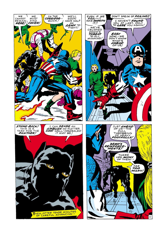 Captain America (1968) Issue #100 #14 - English 12