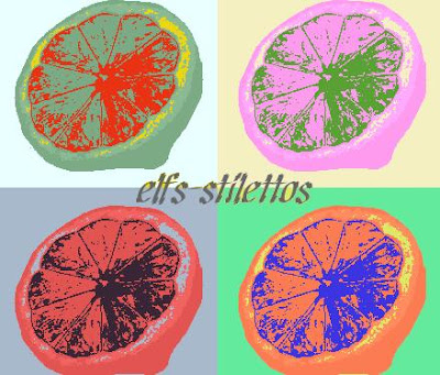 pastel lemons picture