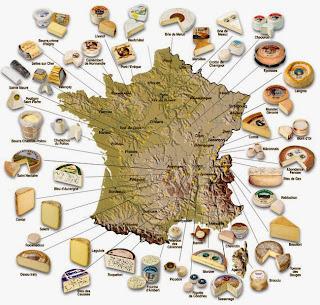Франция и сыры