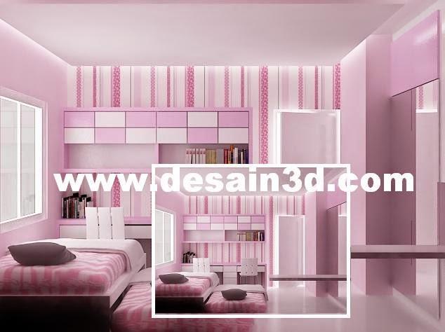 jasa interior eksterior 3d gambar interior desain kamar