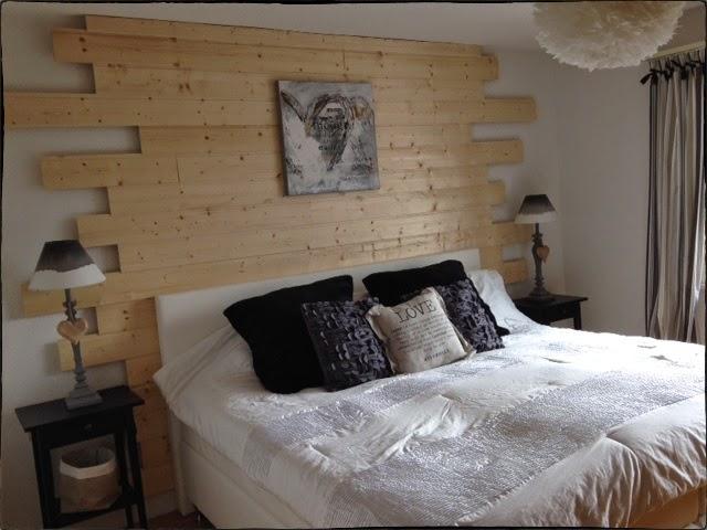 t te de lit esprit cabane metamorphoses. Black Bedroom Furniture Sets. Home Design Ideas