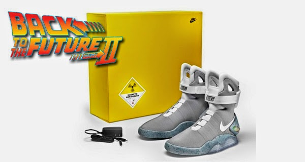 Zapatillas Nike Regreso al Futuro 2