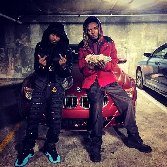 Fetty Wap & Remy Boyz - Handgun