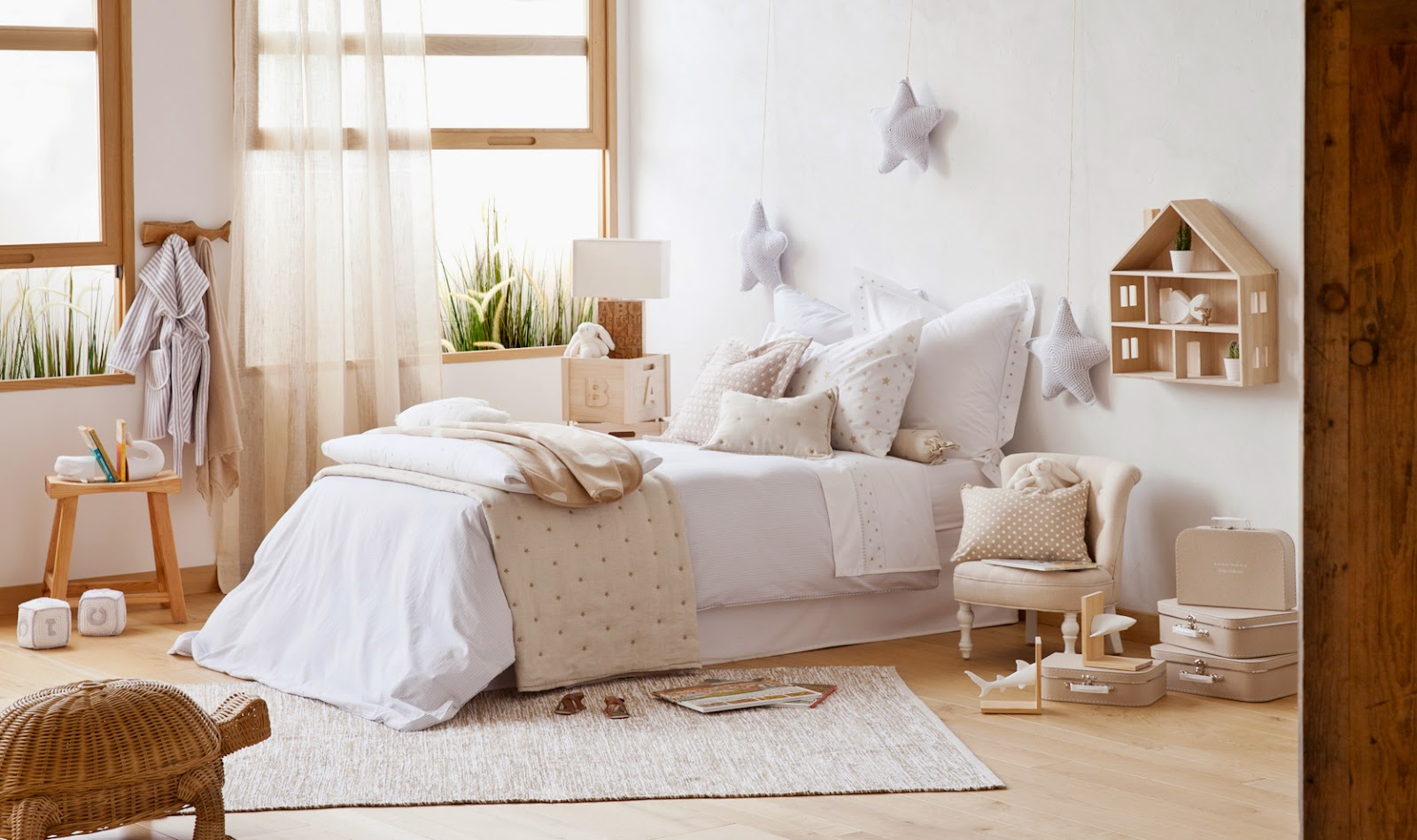 In out in zara home kids for Zara home mantas sofa