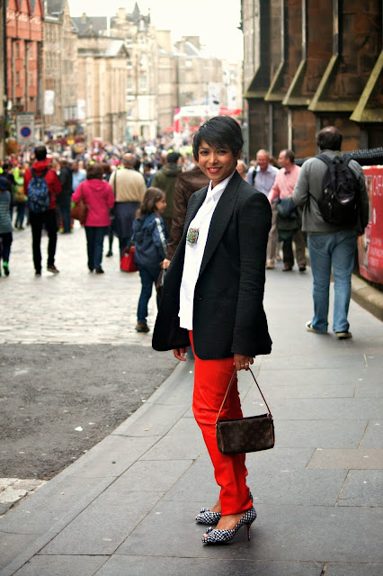 Fashion Blog Edinburgh