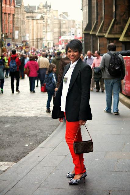 Fashion Blog Edinburgh