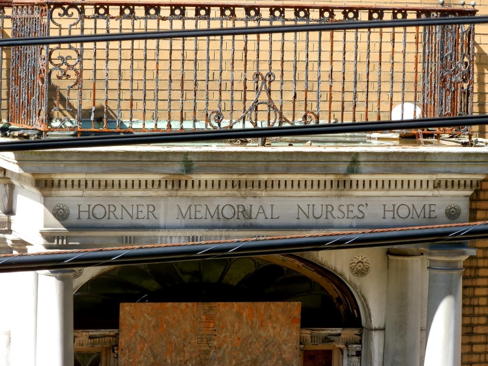 Horner Memorial Nurses Home
