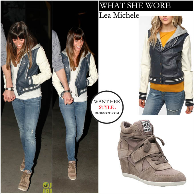 Ash Bowie | Wedge Sneakers | Dogs and Dresses