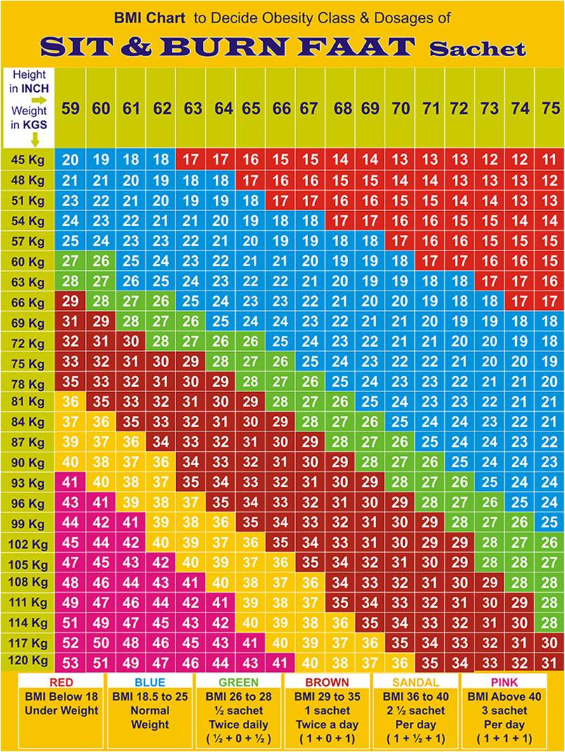 fun weight loss chart