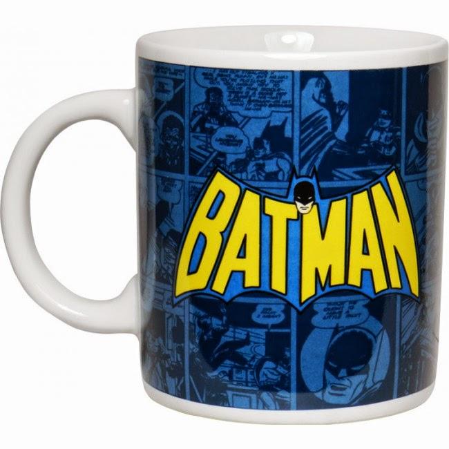 Taza Batman Comic