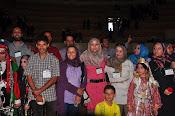 حفل اختتام النشاط المدرسى بمكتب الخدمات التعليمية بنغازى المركز