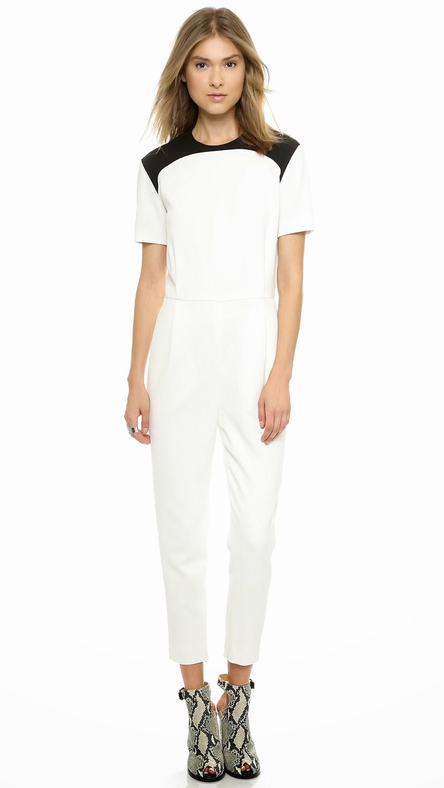 Modest jumpsuit with sleeves | Follow Mode-sty for stylish modest clothing tznius orthodox jewish muslim hijab mormon lds pentecostal islamic evangelical christian