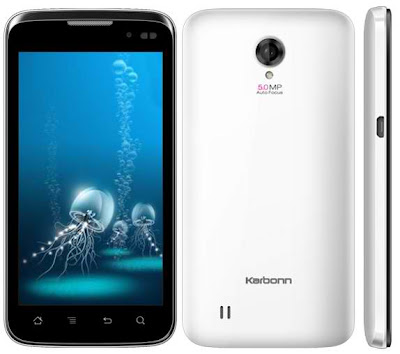 Karbonn A21 aka Cherry Mobile Flame