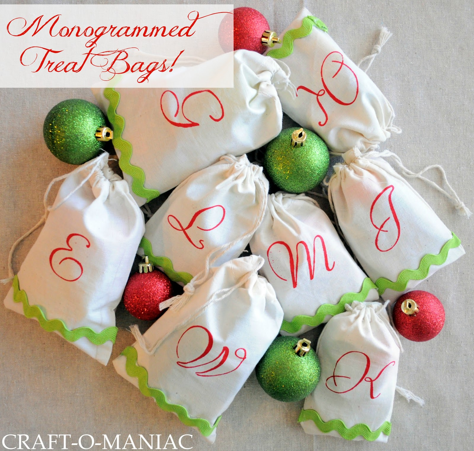 Personalized Handmade Christmas Gift Guide: 12 Terrific Handmade Christmas Gift Ideas!