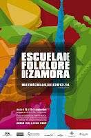 Escuela Folklore ZAMORA