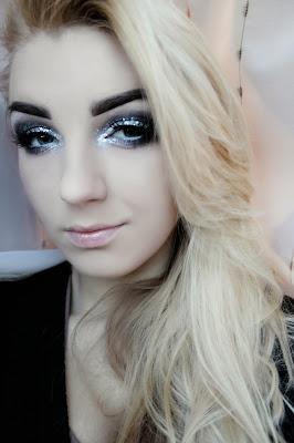 Sylwestrowy makijaz dla odwaznych