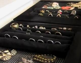 diy earring and ring holder for girls