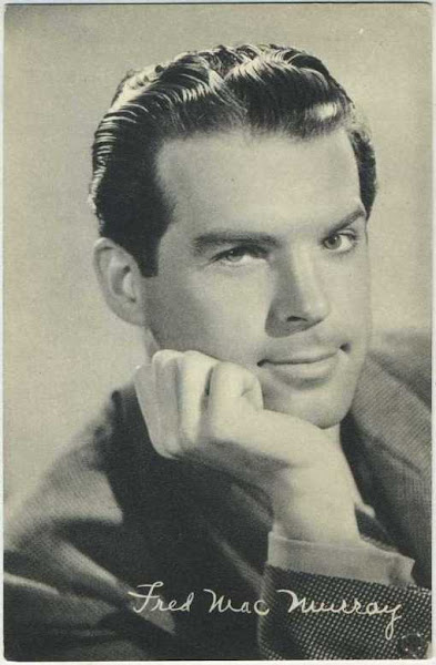 Weirdland fred macmurray nice guy on off screen for Fred macmurray