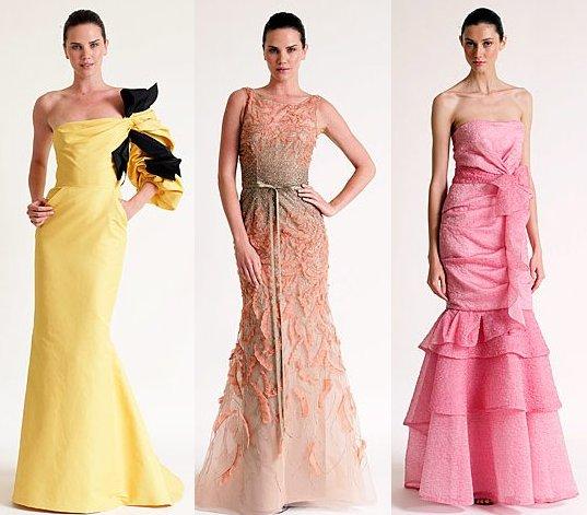 Carolina Herrera Dresses 2011 Wedding Dresses