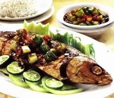 Resep masakan - Resep dan cara membuat Sambal Kecap Ikan Bandeng