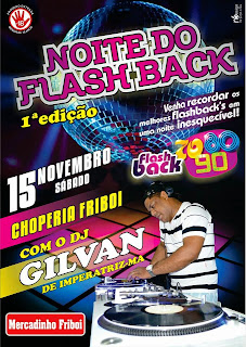 Noite do Flash Back