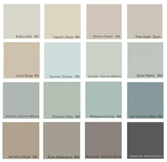 Camera da letto tendenze 2015 arredamento colori e - Camera da letto azzurro polvere ...