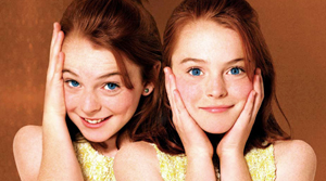 Lindsay Lohan en la película juego de gemelas | Ximinia