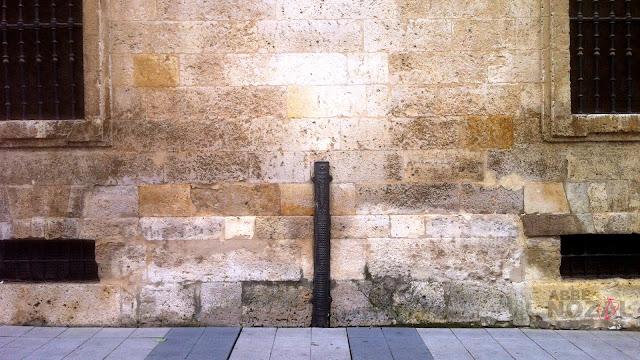 La mitad de un canalón, 2014 Abbé Nozal