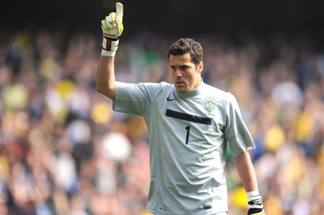 All Super Stars: Julio Cesar Profile, Pictures, Images And ...