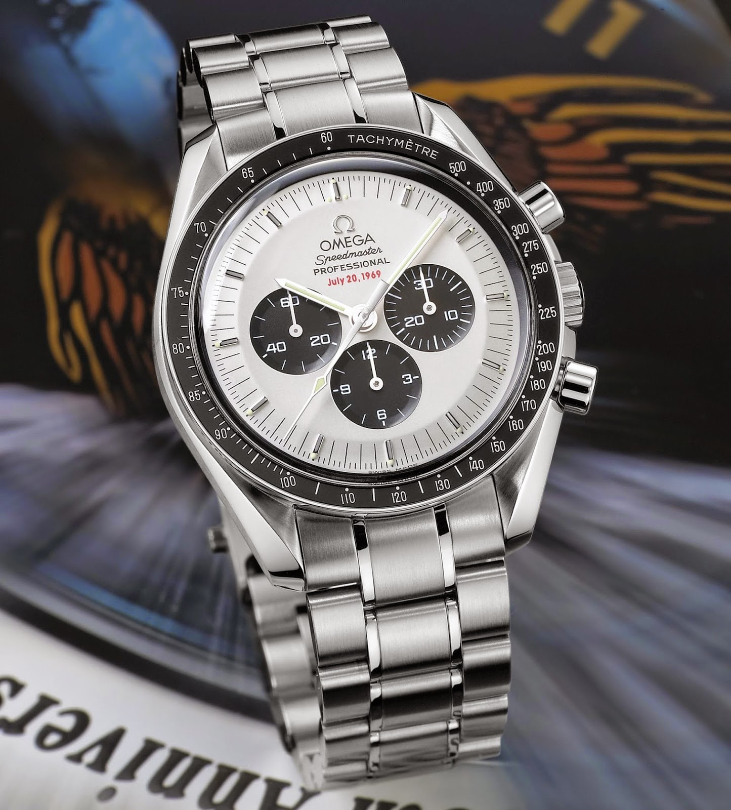 omega watch moon landing - photo #41