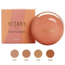 MEIKO OCTARD: COVER FACE (FOUNDATION)