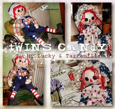 Twins Candy by Tartamilla e My Lucky
