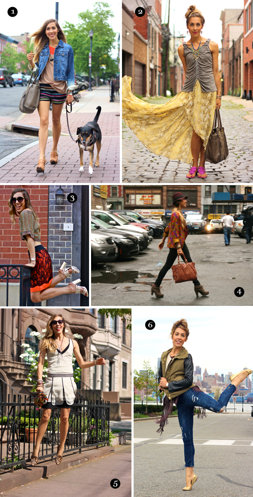 StyleAndPepperBlog.com : : In Pictures // Movement in 2012