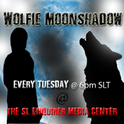 Wolfie Moonshadow @ The SL Enquirer