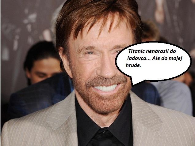 Zabava Pre Kazdeho Chuck Norris
