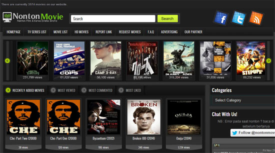 Situs Nonton Film Online Subtitle Indonesia ...
