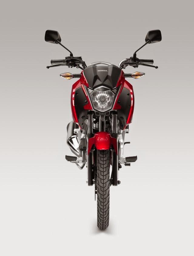 Honda CB125F - Adik dari Honda CB250F Segera Mengaspal