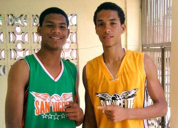 San Vicente y Máximo Gómez logran triunfos Basket U-17