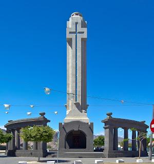 Plaza de espa a santa cruz de tenerife isla de for Arquitectura franquista