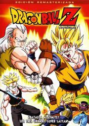 Dragon Ball Z: Los tres grandes Super Saiyans (1992)