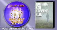 Nothing Bad Happens Here by Nikki Crutchley