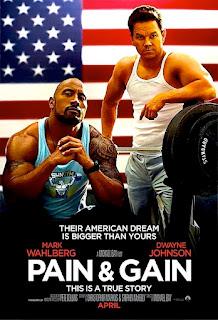 PAIN & GAIN (2012)