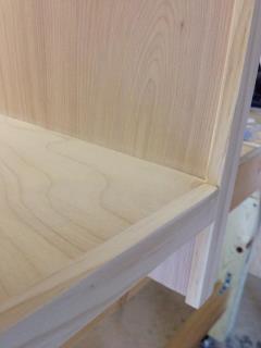 King Headboard Storage Bed