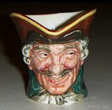 Dick Turbin D6128 Character Jug
