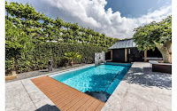 Pool Natural Backyard Design, get the Breeze