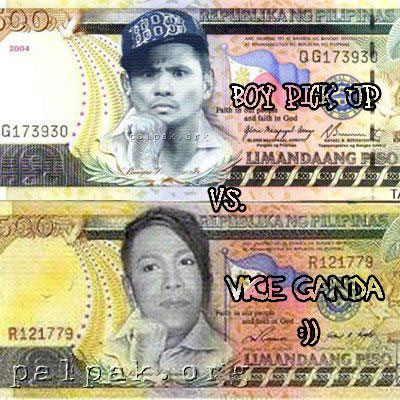 Boy Pick Up vs Vice Ganda