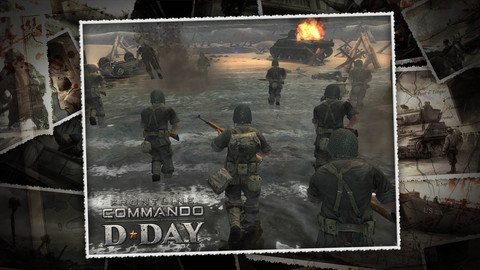 Frontline Commando: D-Day, iPhone Arcade Games  Free Download, iPhone Applications