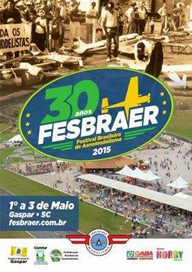 30º Fesbraer - Clube Asas do Vale/Gaspar-SC 11021272_731787933603501_2319155041192238091_n