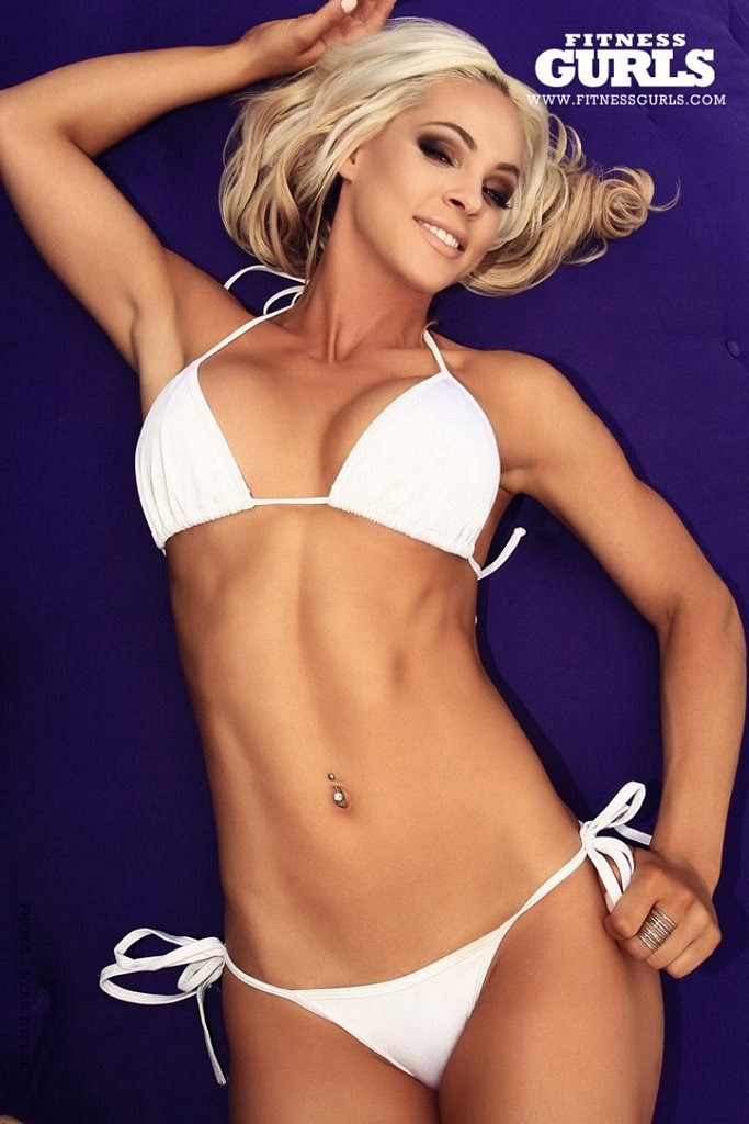 Claire Rae HQ Pictures Fitness Gurls Magazine Photoshoot March 2014