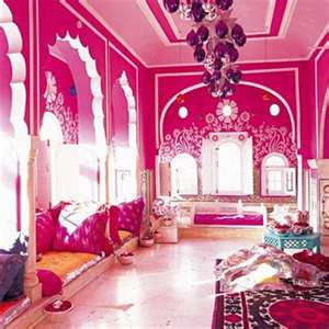 Islamic Art of interior